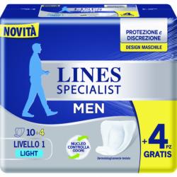 LINES SPECIALIST MEN LEVEL...