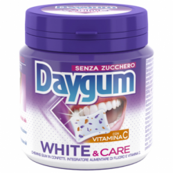 DAYGUM WHITE & CARE CON...