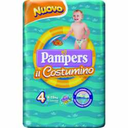 PAMPERS IL COSTUMINO 4 MAXI...