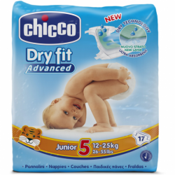 CHICCO DRY FIT ADVANCED 5...