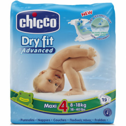CHICCO DRY FIT ADVANCED 4...