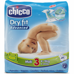 CHICCO DRY FIT ADVANCED 3...