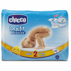 CHICCO DRY FIT ADVANCED 2...