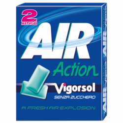 VIGORSOL AIR ACTION SENZA...