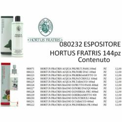 HORTUS FRATRIS ESPOSITORE...