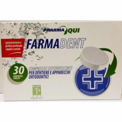 FARMADENT 30 COMPRESSE...