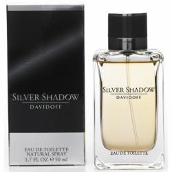 DAVIDOFF SILVER SHADOW EDT...