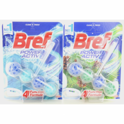 BREF WC POWER ACTg50 4in1...