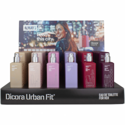 DICORA URBAN FIT EDT HER 30...