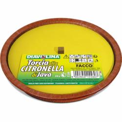 DIAVOLINA TORCIA CITRONELLA...