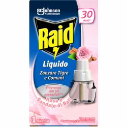 RAID RICARICA LIQUIDA...