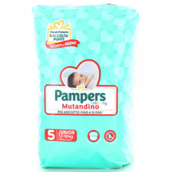 PAMPERS PANNOLINI BABY DRY...