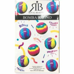 ROYAL BEAUTY BOMBA DA BAGNO...