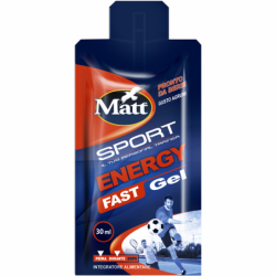MATT SPORT ENERGY FAST GEL...
