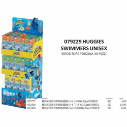 HUGGIES SWIMMERS UNISEX...