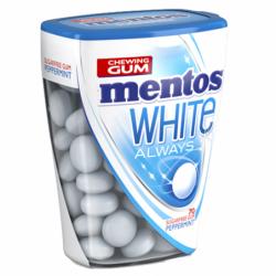 MENTOS WHITE ALVAYS...