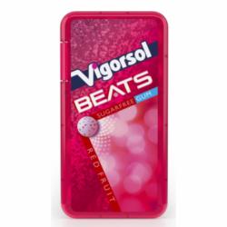 VIGORSOL BEATS GUM RED...